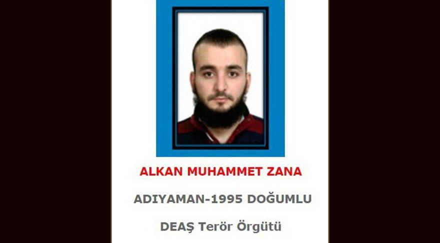 Mavi listedeki IŞİD'li o terörist öldürüldü mü?
