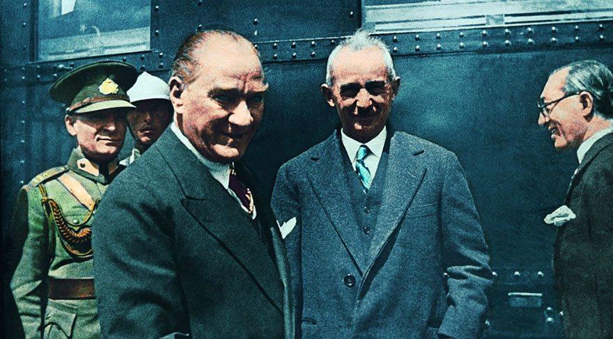 Atatürk ve İnönü'yü öğretmek gereksizmiş