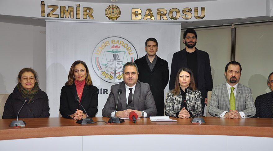 İzmir Barosu da yeni müfredatı eleştirdi