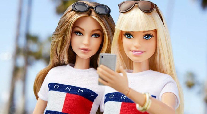 Gigi Hadid'in Barbie bebeğini yaptılar