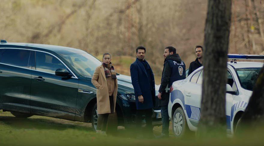 Kara Sevda 55. bölüm 2. fragmanı izle: Polis Kemal'in peşinde