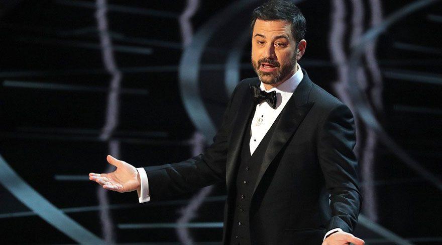 Oscar gecesinde Trump'a göndermeler