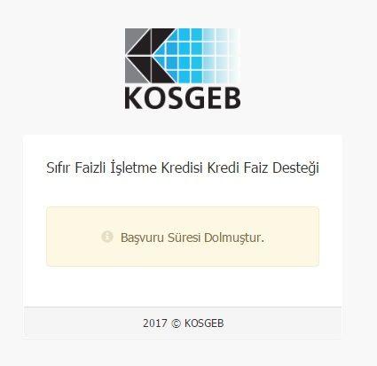 kosgeb-basvuru-ekrani
