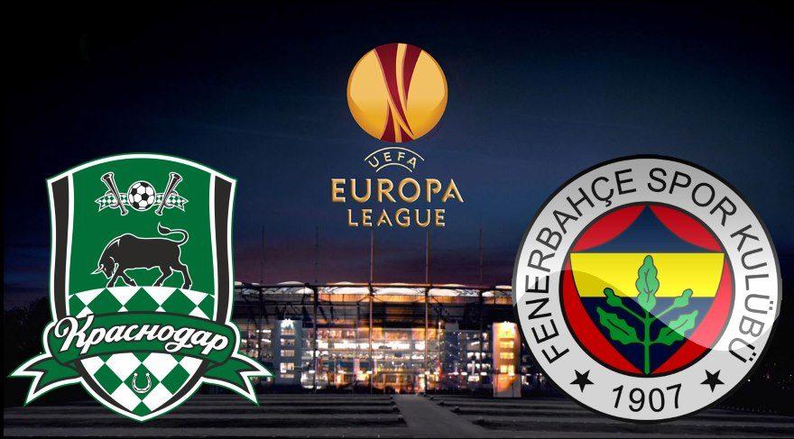 Fenerbahçe, Krasnodar sınavına hazır