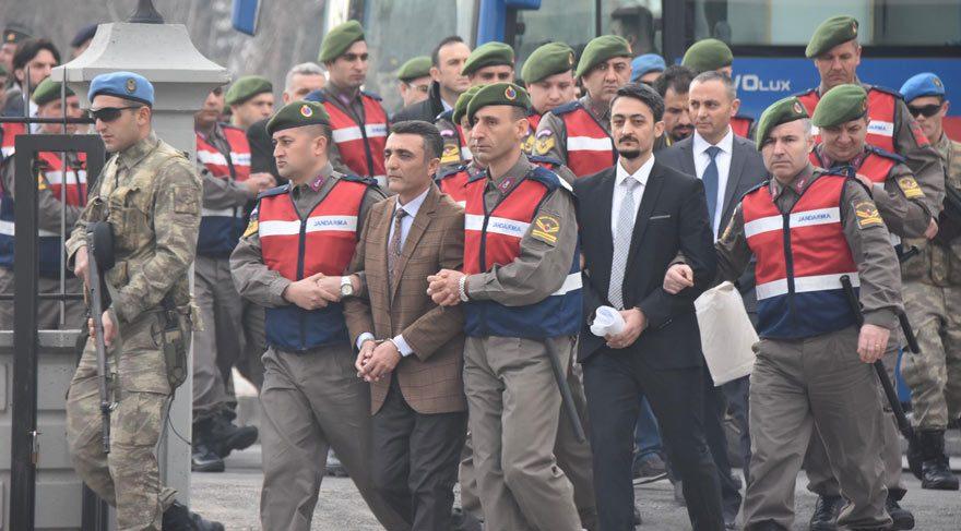 Erdoğan'a suikast timi ilk kez görüntülendi