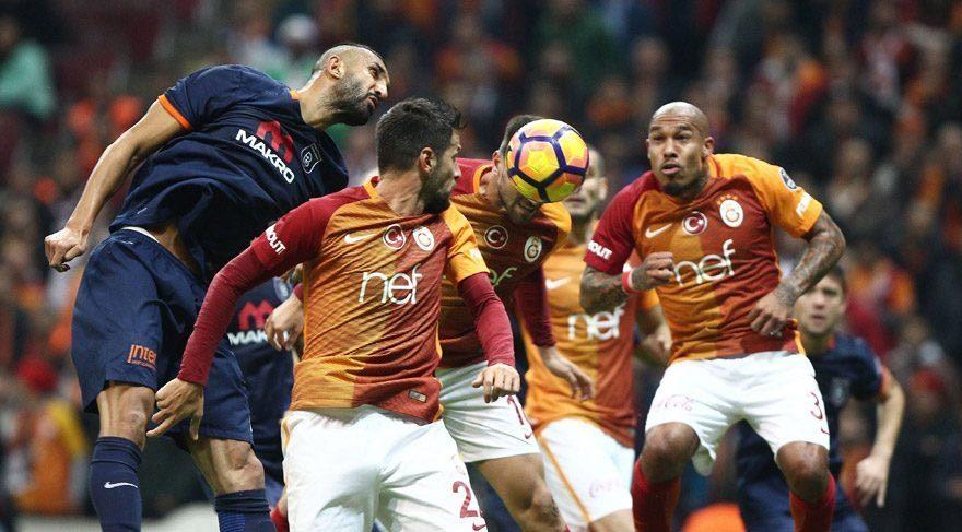 Galatasaray Başakşehir maçı canlı izle: ATV izle