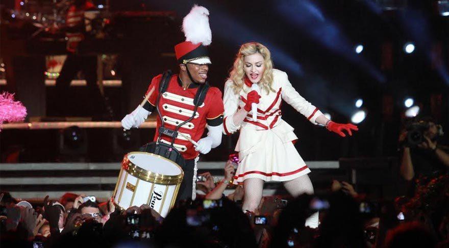 Madonna'nın efsanevi dansçısı İstanbul'da