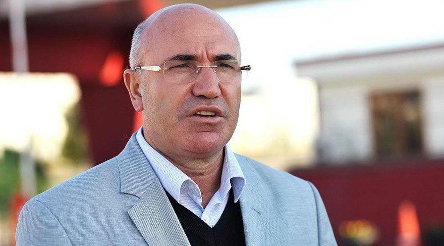 Mahmut Tanal: 19 Mayıs Atatürk'ü Anma Gençlik ve Spor Bayramı'nda SÖZCÜ kurban olarak seçildi!