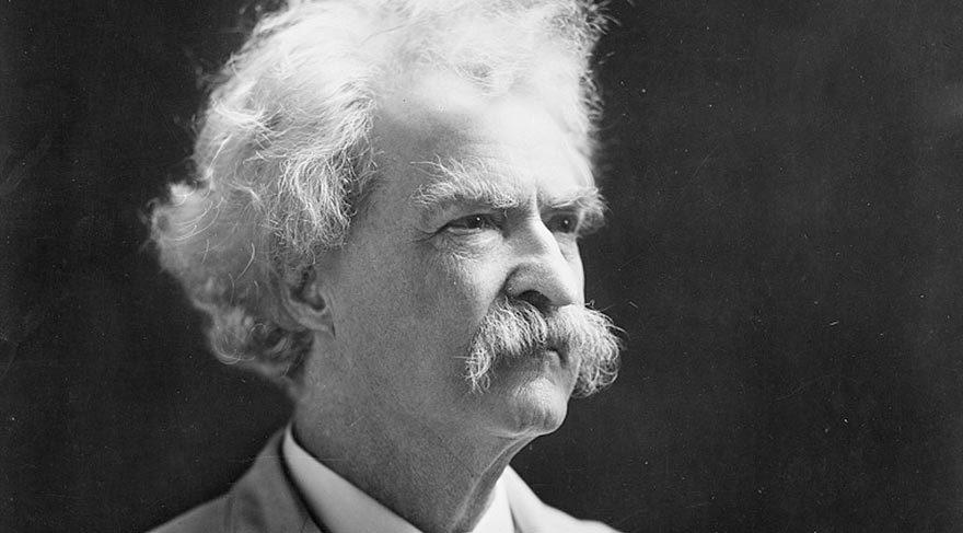 Mark Twain'in yeni öyküsü bulundu