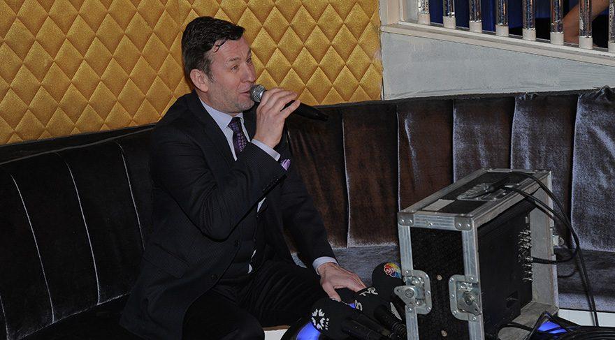 Metin Şentürk şimdi de yönetmen oldu