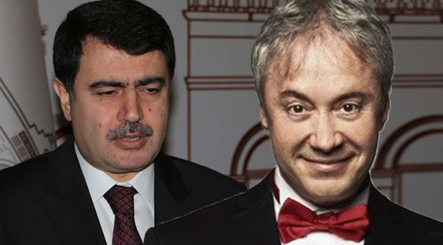 Metin Uca'dan Vali Vasip Şahin'e ayran göndermesi