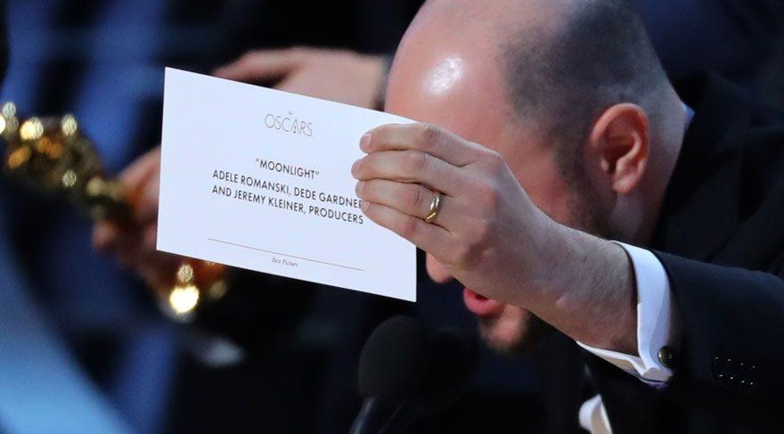 Oscar'dan özür açıklaması