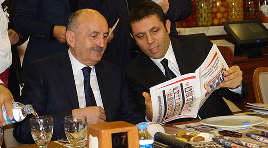 İYGAD Başkanı Mert 'mevzuat' dosyasını Bakan Müezzinoğlu'na sundu