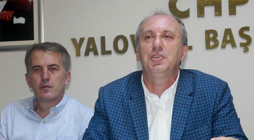 Muharrem İnce'den Erdoğan'a referandum cevabı