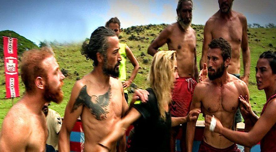 Survivor 30. bölüm fragmanı izle: Adem ile Furkan birbirine giriyor