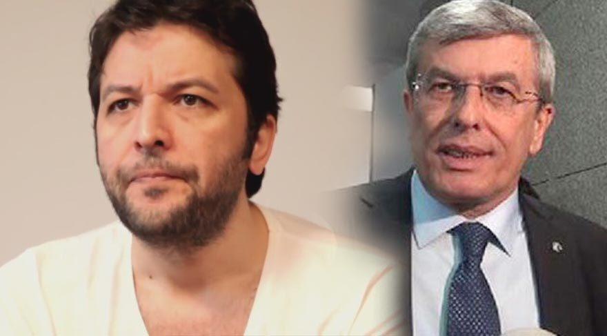 Adalet Bakanlığı Müsteşarı Kenan İpek, Nihat Doğan'a sert bir çıkışta bulundu