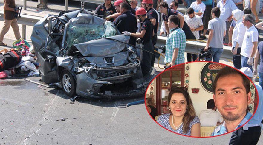 ODTÜ'lü araştırma görevlisi çifti öldüren sürücüye tahliye