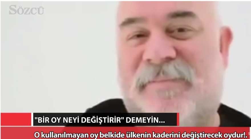Ünlü isimler vatandaşlara referandum öncesi 'Oy ver' kısa filmiyle çağrıda bulundu!