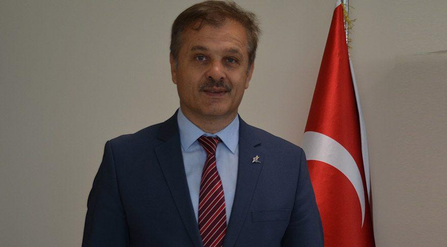 Bursa Kamu Hastaneler Birliği Genel Sekreteri Prof. Dr. Rüstem Aşkın FOTO:DHA