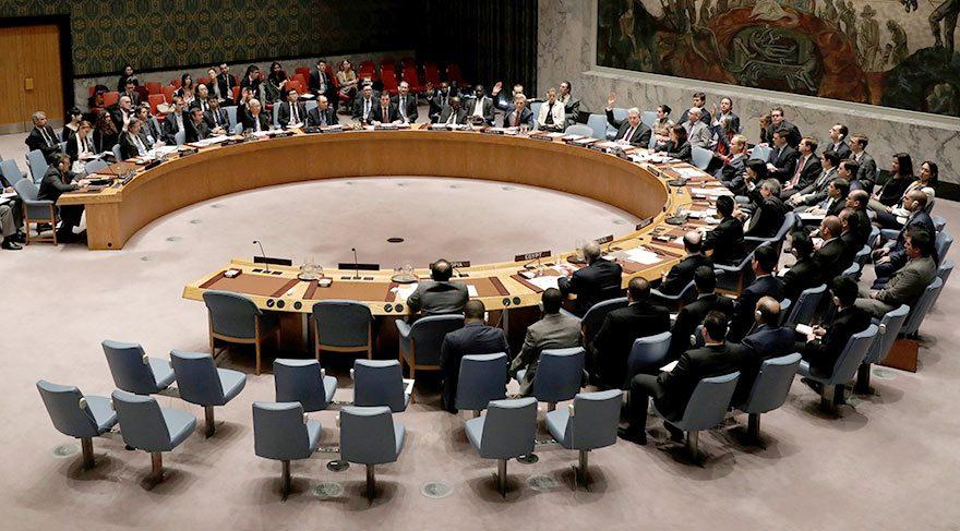 Rusya ve Çin, Suriye'ye yaptırımı veto etti