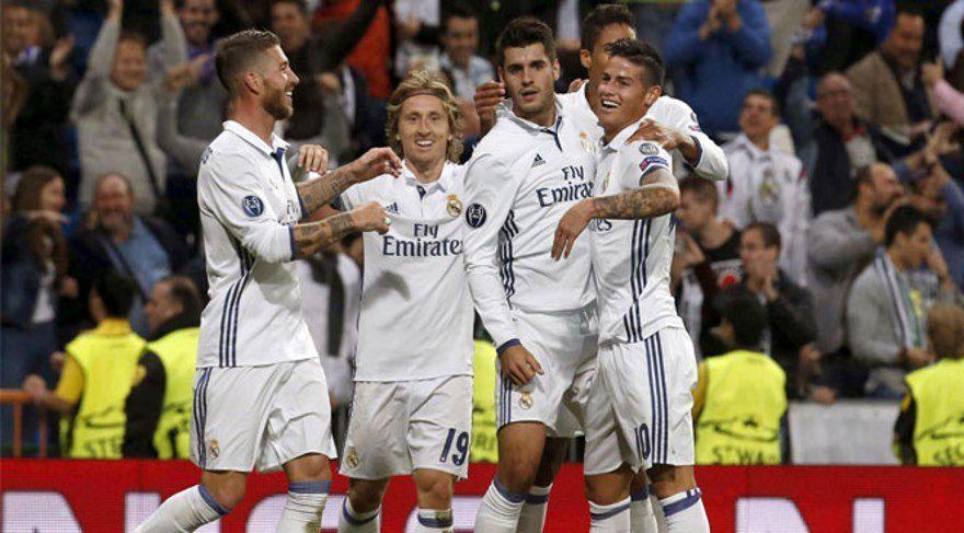 Real Madrid – Napoli maç özeti izle: Real, Napoli karşısında tarihi farkı kaçırdı (3-1)