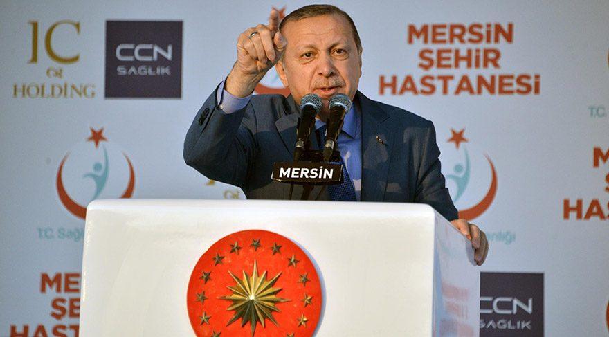 Erdoğan bir türlü istediği cevabı alamadı!