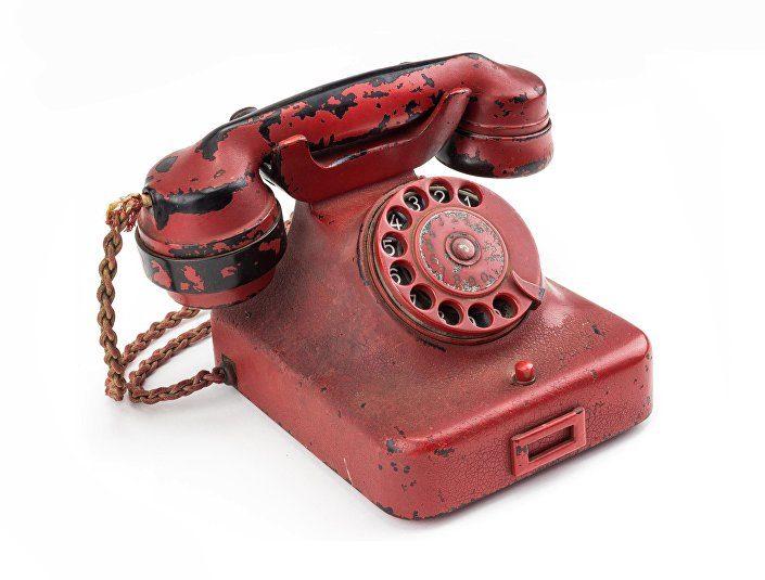 Hitler'in açık artırma ile satılan telefonu sahte iddiası