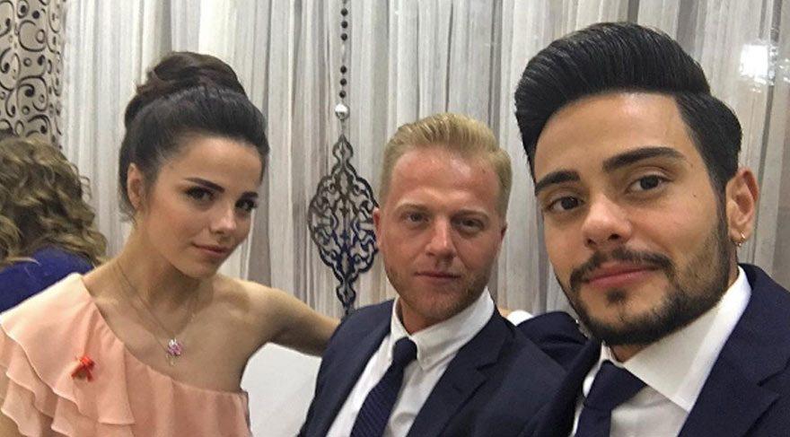 Rüzgar Erkoçlar, Tuğba Beyazoğlu ile nişanlandı