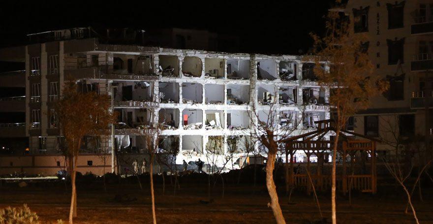 Şanlıurfa'da hain saldırı: 2 şehit, 17 yaralı