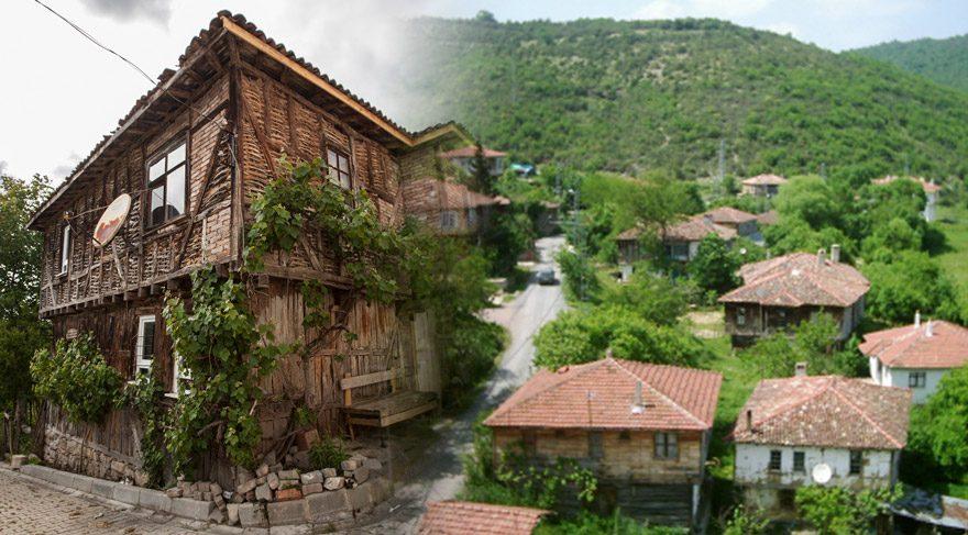 Baraj suları altında kalacak 12 köyden birisi de 600 yıllık Gökmaslı Köyü.