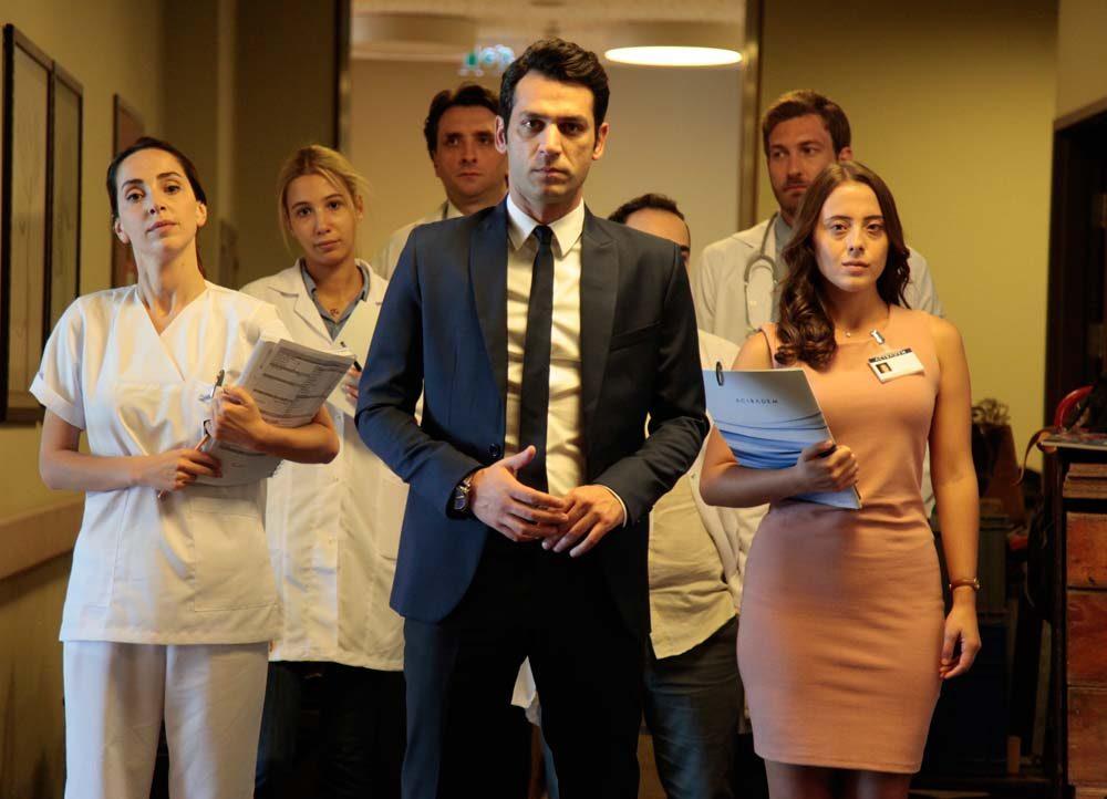 Murat Yıldırım yeni filminde beyin cerrahını canlandırıyor