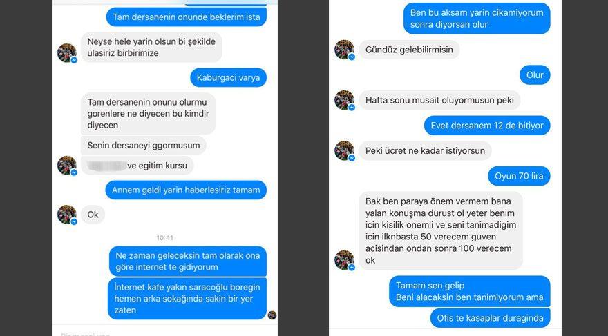 Sosyal medyadan tanıştığı çocuğu istismar etmek istedi