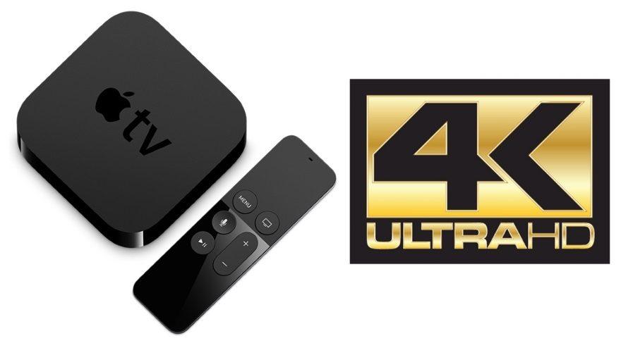 Beşinci nesil Apple TV cihazının 4K desteği olacak