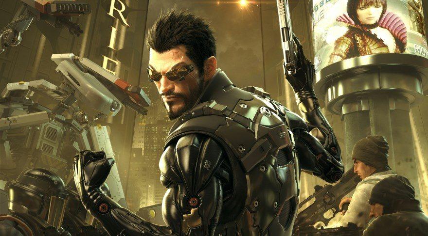 Siberpunk temalı oyun serisi Deus Ex rafa kaldırıldı