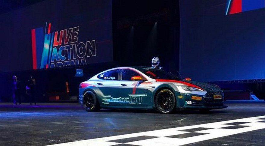 Electric GT Şampiyonası'nda kullanılacak otomobil belli oldu!