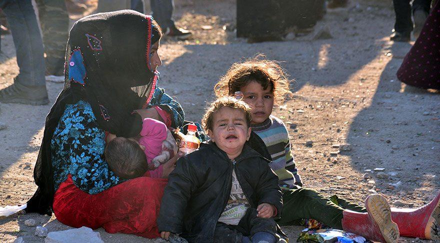 AB: 850.000 Suriyeli'ye yardım ediyoruz