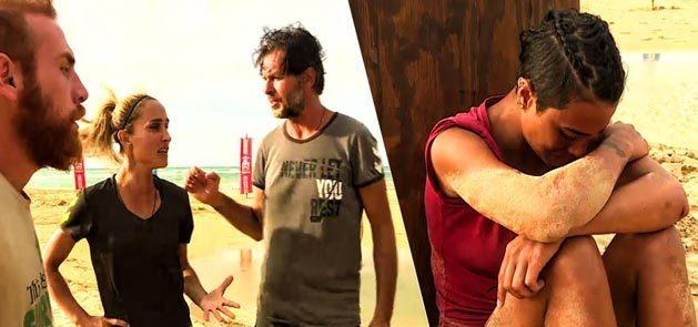 Survivor 28. bölüm fragmanı izle: Sabriye okların hedefinde