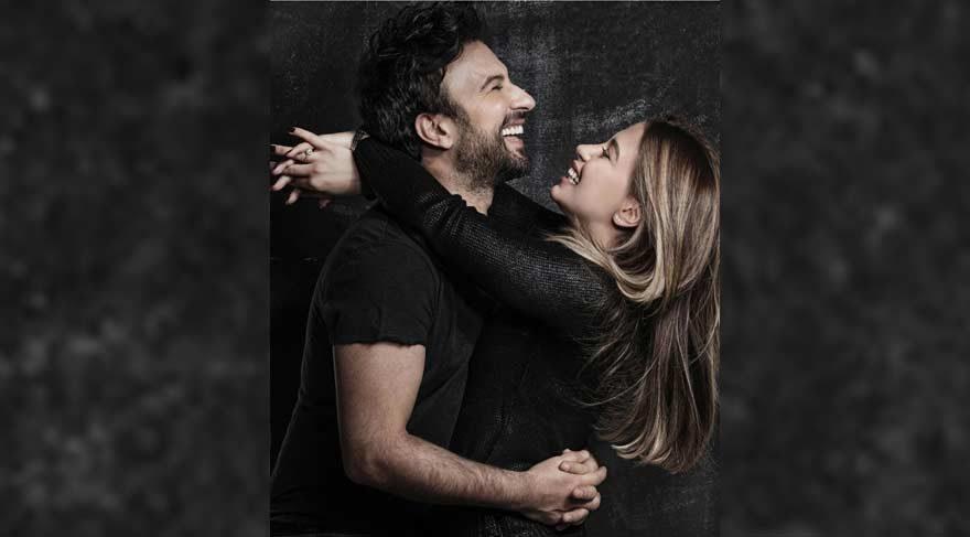 Tarkan ile eşi Dilek Pınar Tevetoğlu'ndan romantik paylaşım