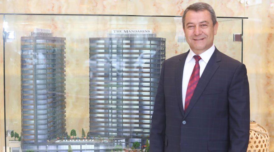 The Mandarins Acıbadem'in yüzde 65'i satıldı