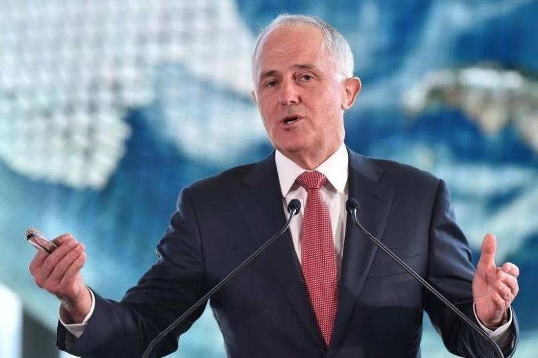 Avustralya Başbakanı Malcolm Turnbull