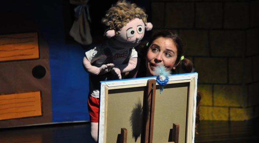 Tiyatro Gülgeç'ten, çocuklara özel kukla oyunları