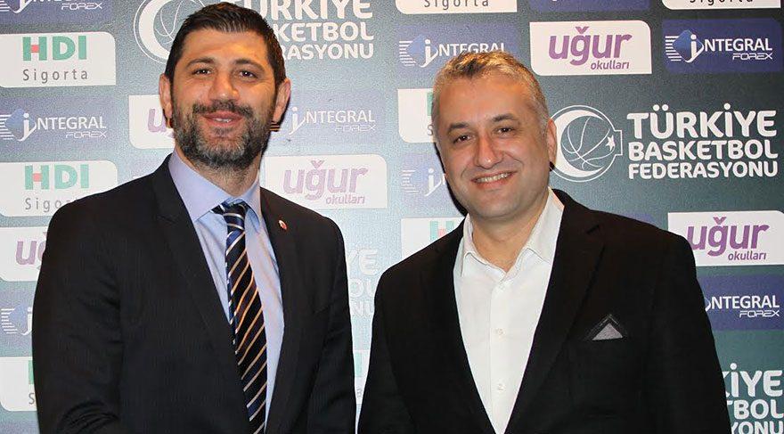 Uğur Okulları 'Erkekler Türkiye Kupası'na sponsor oldu