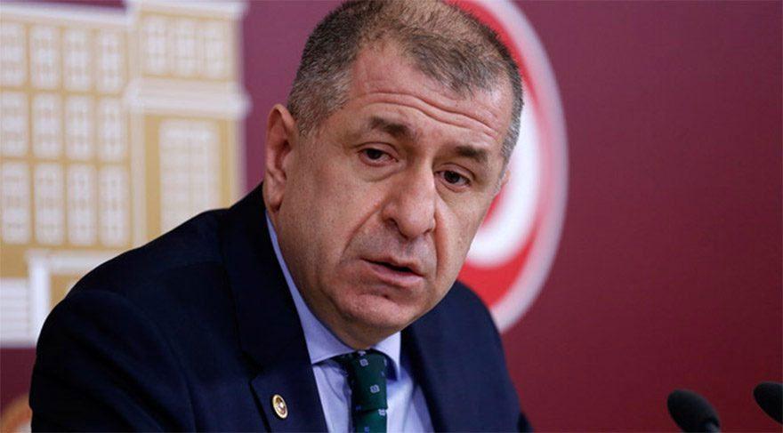 Ümit Özdağ, kurulacak partinin genel başkanını açıkladı