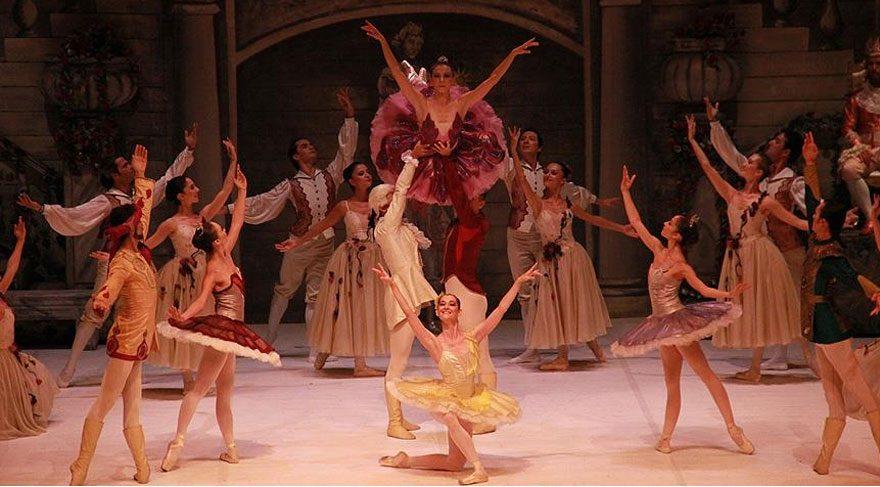 Uyuyan Güzel, 20 yıl sonra Süreyya Operası'nda