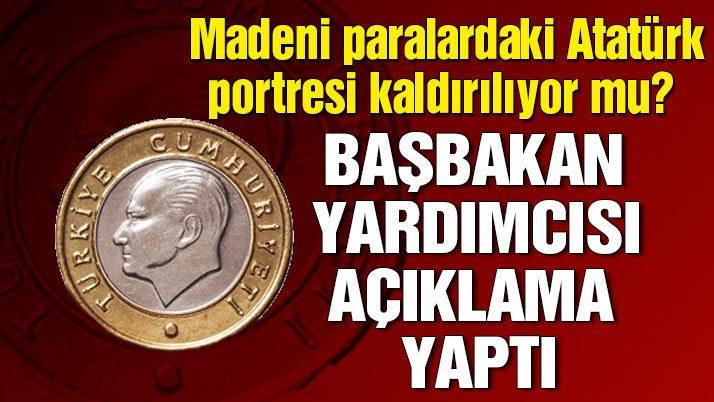 Mehmet Şimşek madeni para tartışmalarına açıklık getirdi