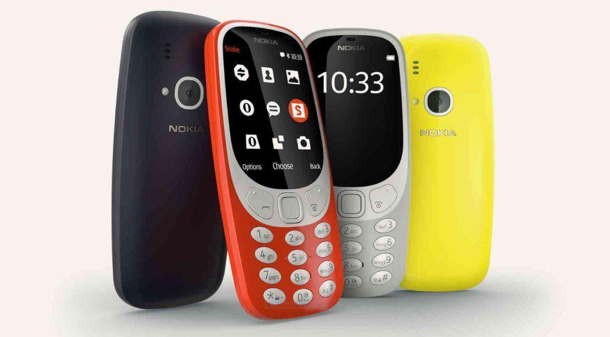 Nokia 3310 ile beraber yılan oyunu da geri döndü!