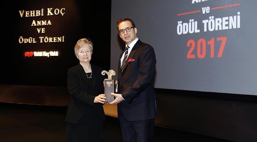 Vehbi Koç Ödülü, bu yıl Prof. Dr. Zeynep Ahunbay'ın oldu