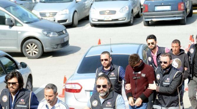 Bodrum'da uyuşturucu operasyonu: 1 tutuklama
