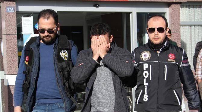 Konya'daki uyuşturucu operasyonunda 34 tutuklama