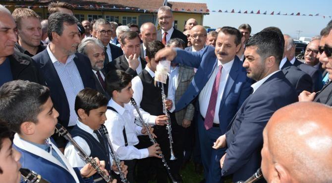 Bakan Çelik Bursa'da Gen Bankası'nın açılışını yaptı (2)